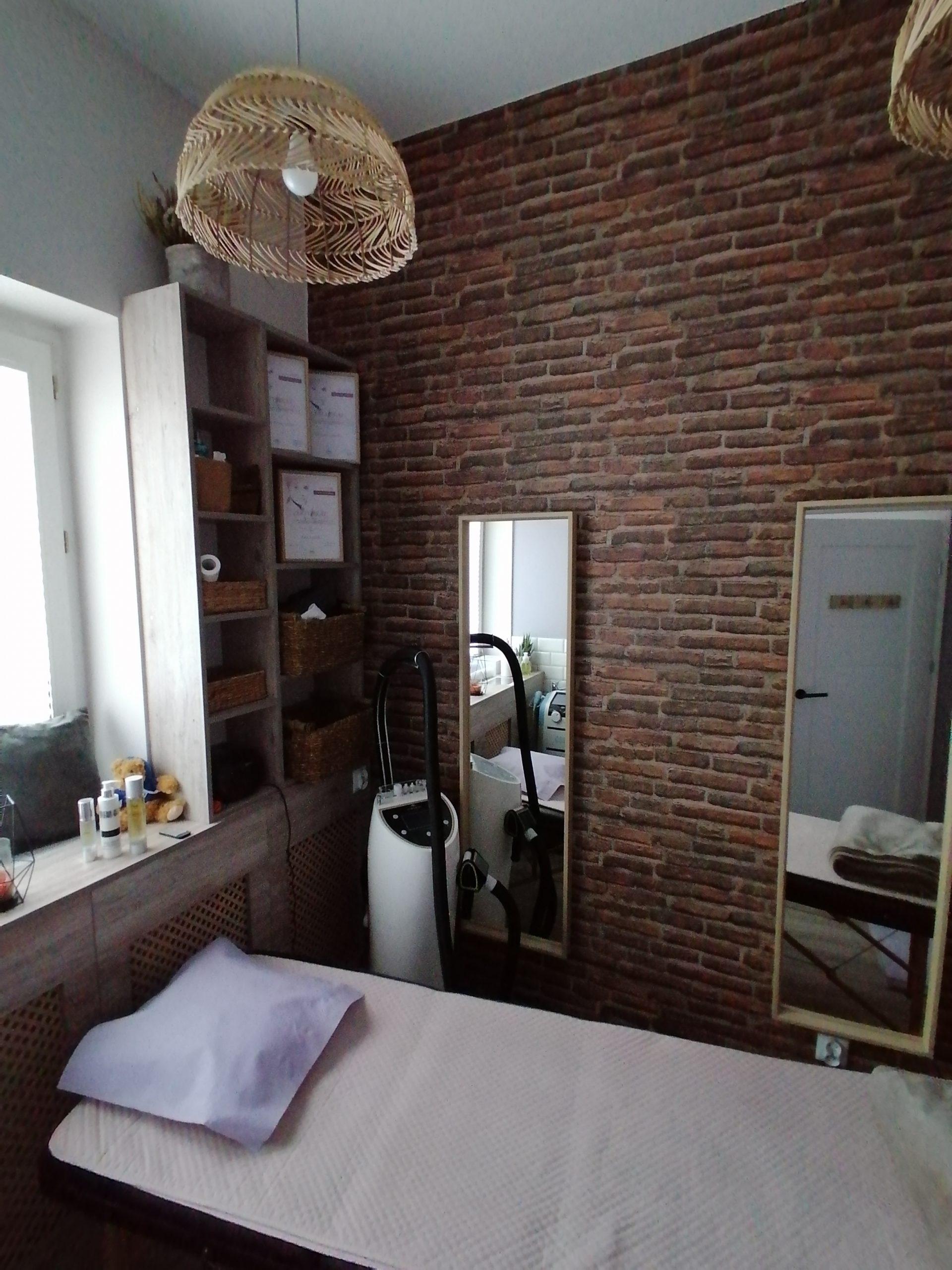 modulo, gabinet masażu Primelle