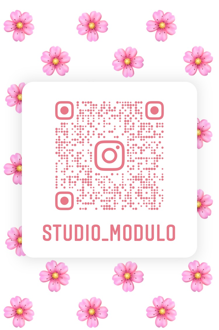 studio modulo, instagram